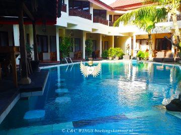 The Flora Kuta Bali - © boekingskantoor.nl C&C WINGS